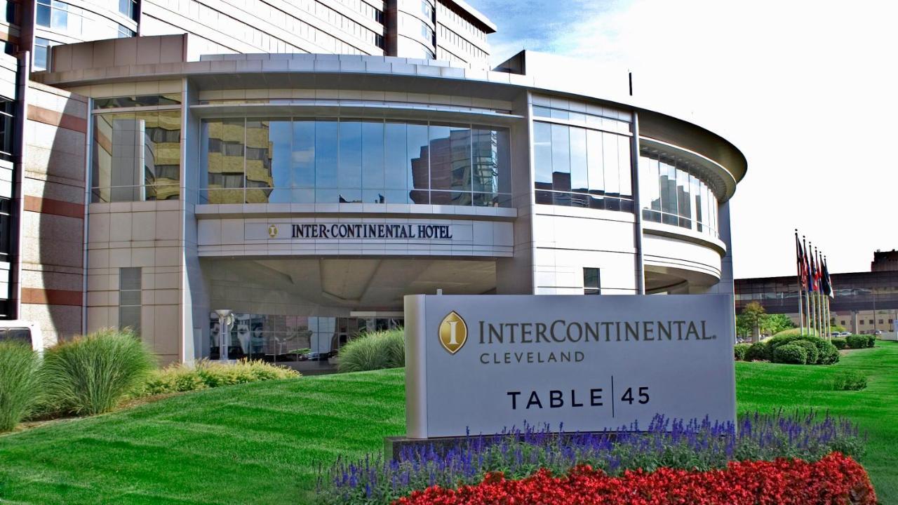Отель  Отель  InterContinental Cleveland