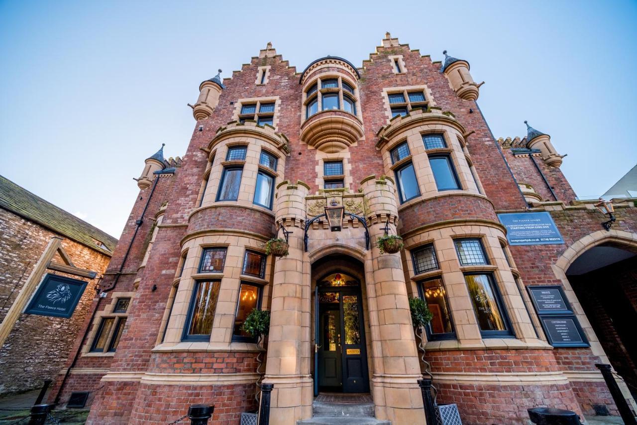 Отель The Fleece Hotel Richmond - отзывы Booking