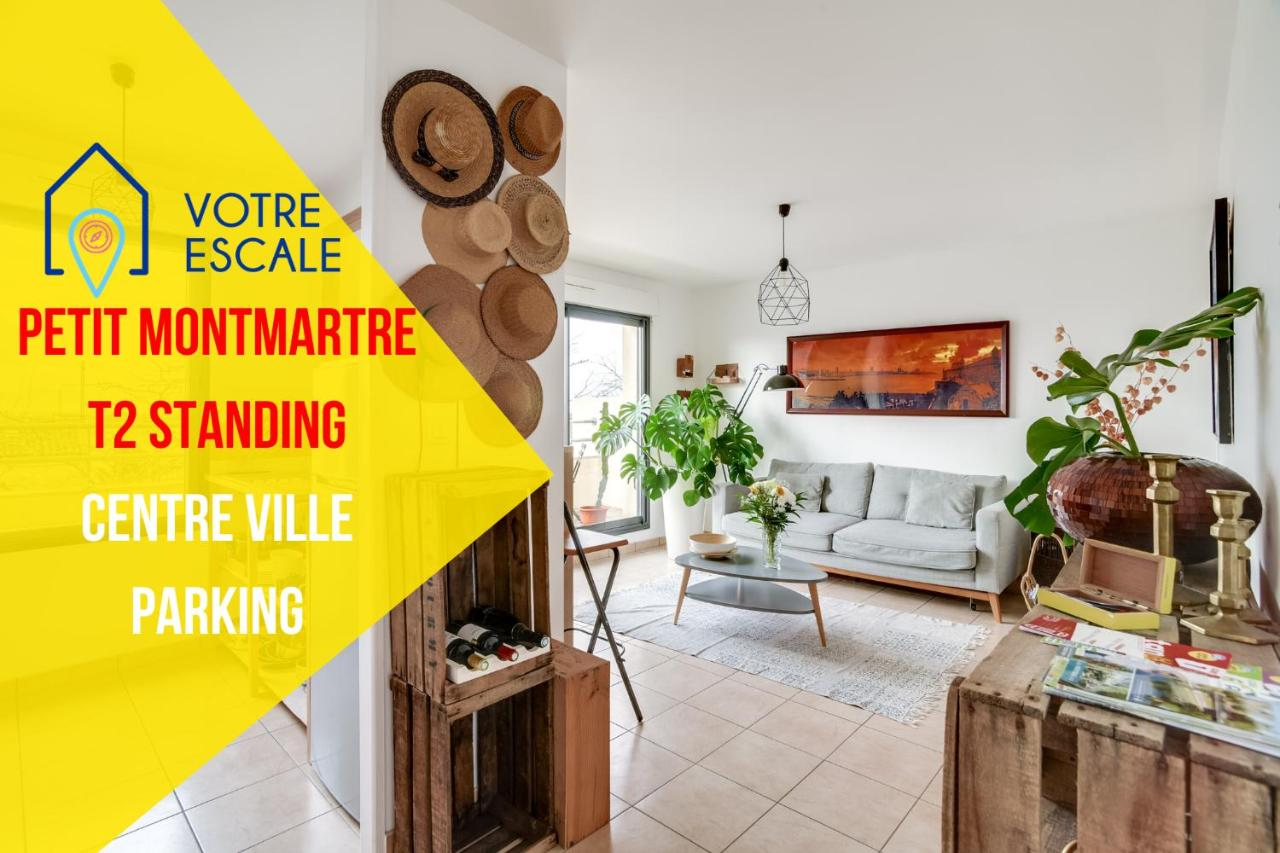 Апартаменты/квартира  Votre Escale - Le Petit Montmartre