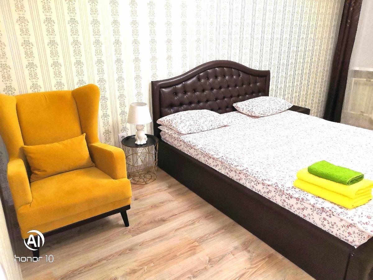 Апартаменты/квартира  1-комнатная квартира Мира 2в  - отзывы Booking