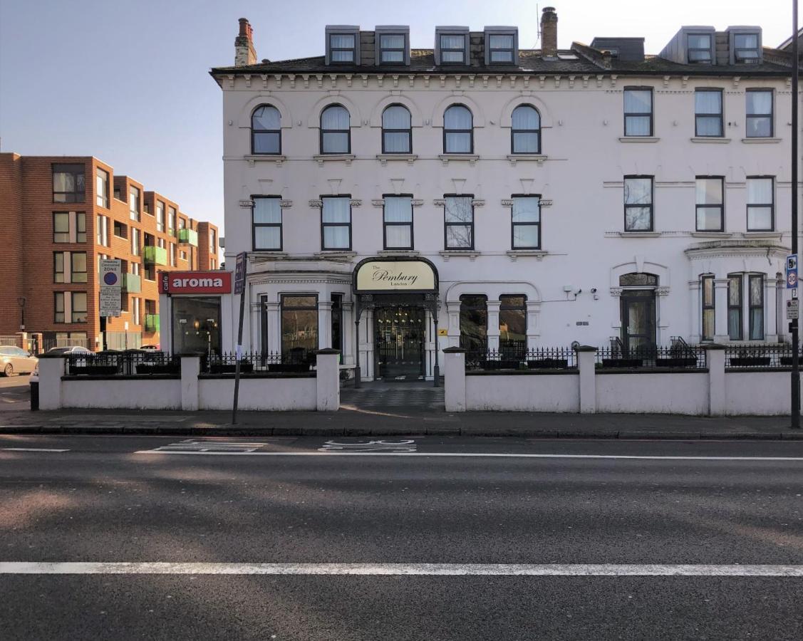 Отель Pembury Hotel At Finsbury Park
