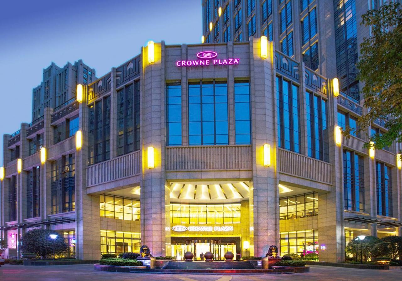 Отель  Отель  Crowne Plaza Hefei Rongqiao