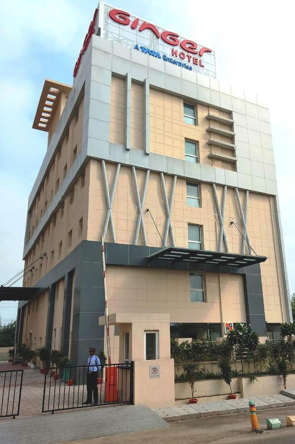 Отель  Ginger Lucknow  - отзывы Booking