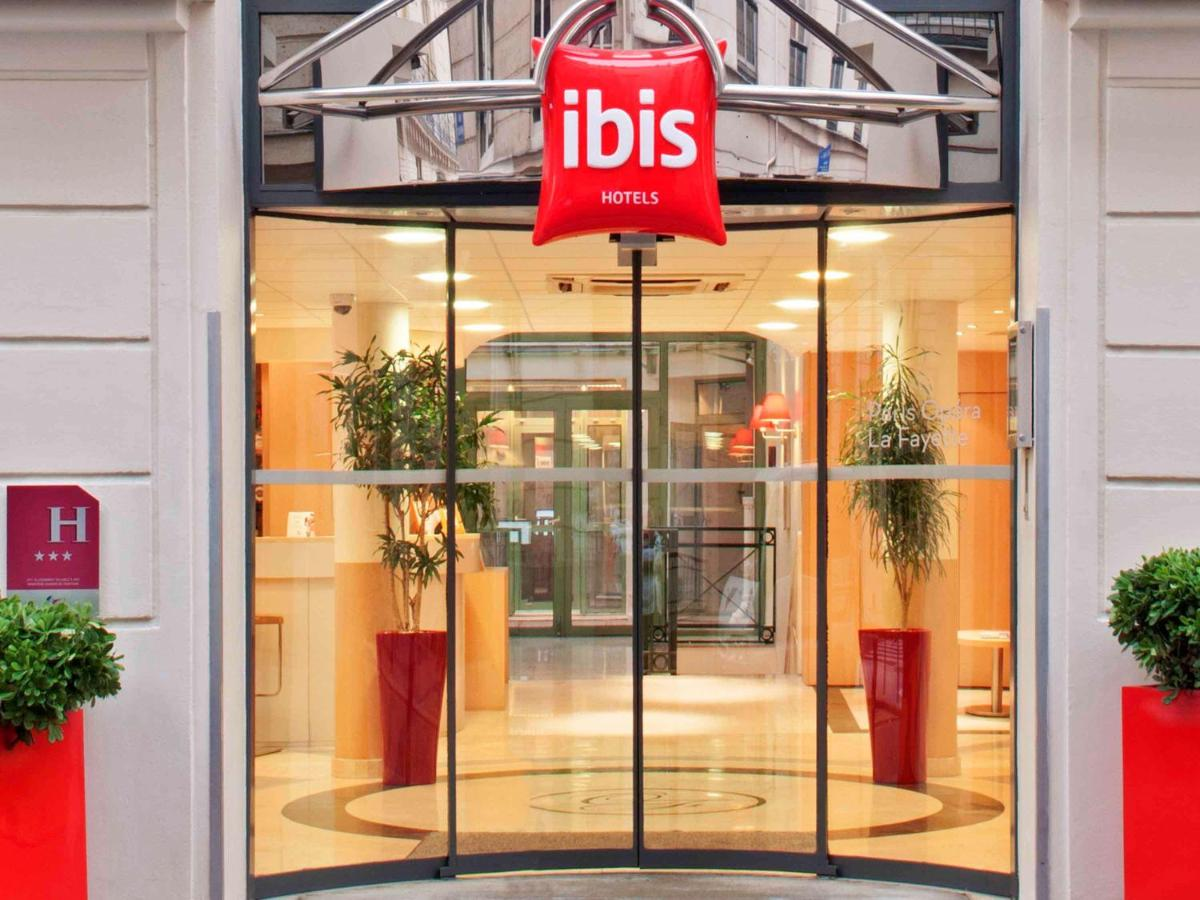 Отель  Ibis Paris Opera La Fayette