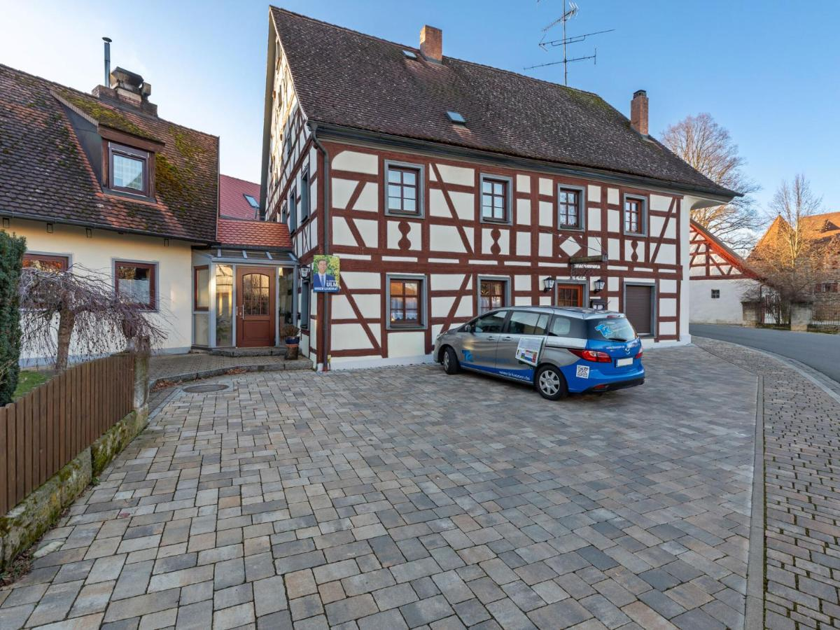 Apartment In An Historic Half Timbered House In Franconian Switzerland Kunreuth Germany Booking Com