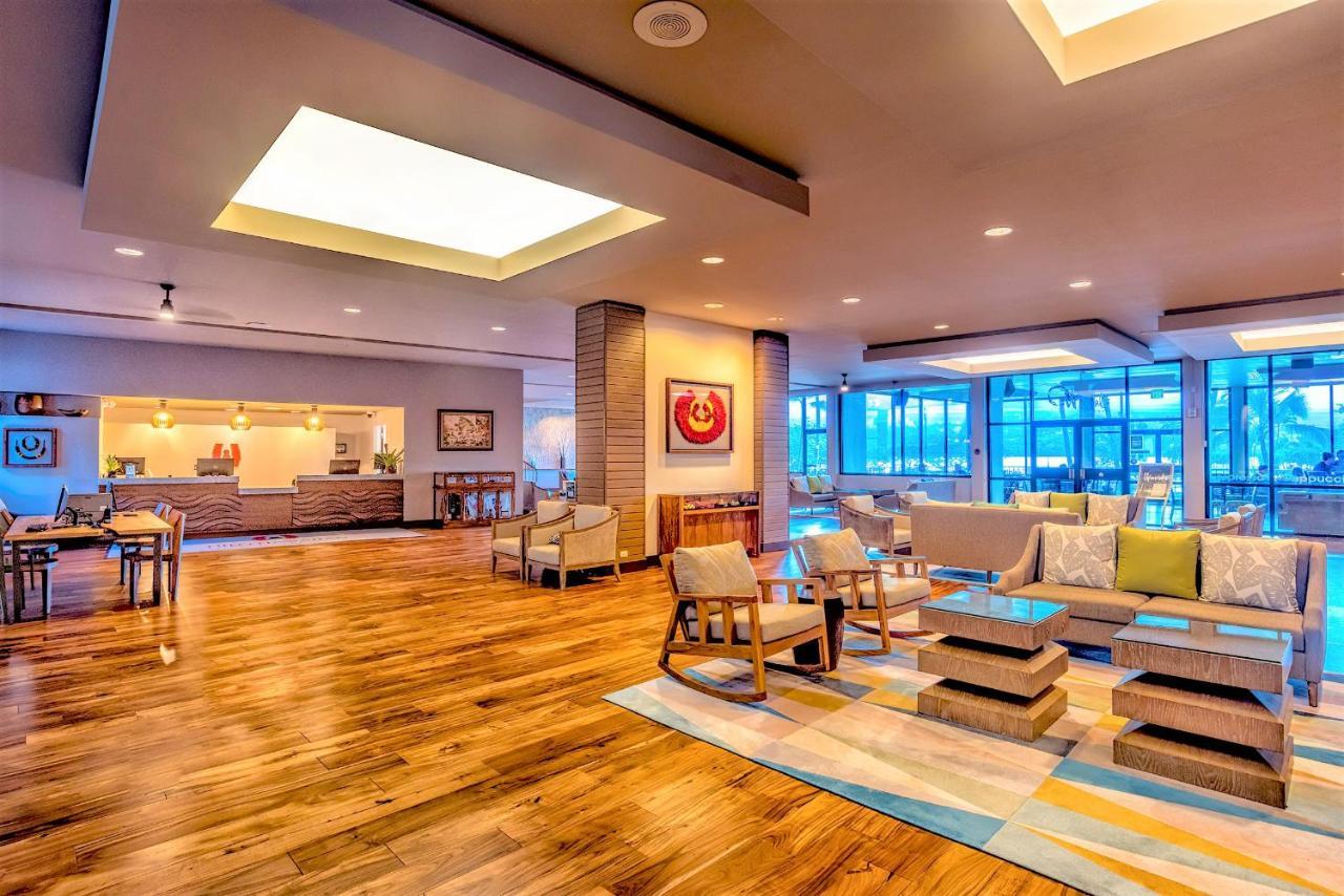 Отель  Отель  Castle Hilo Hawaiian Hotel