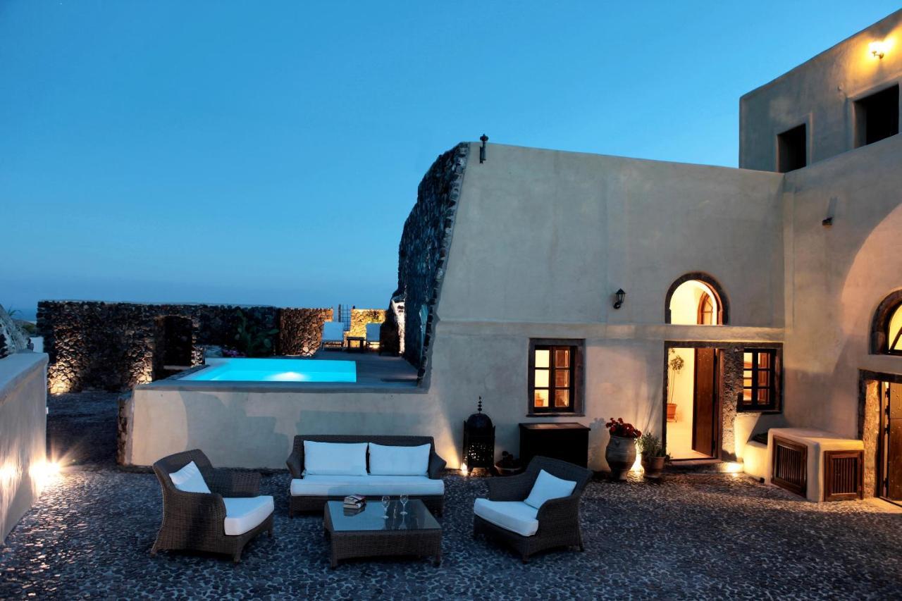 Виллы  Santorini Heritage Villas  - отзывы Booking
