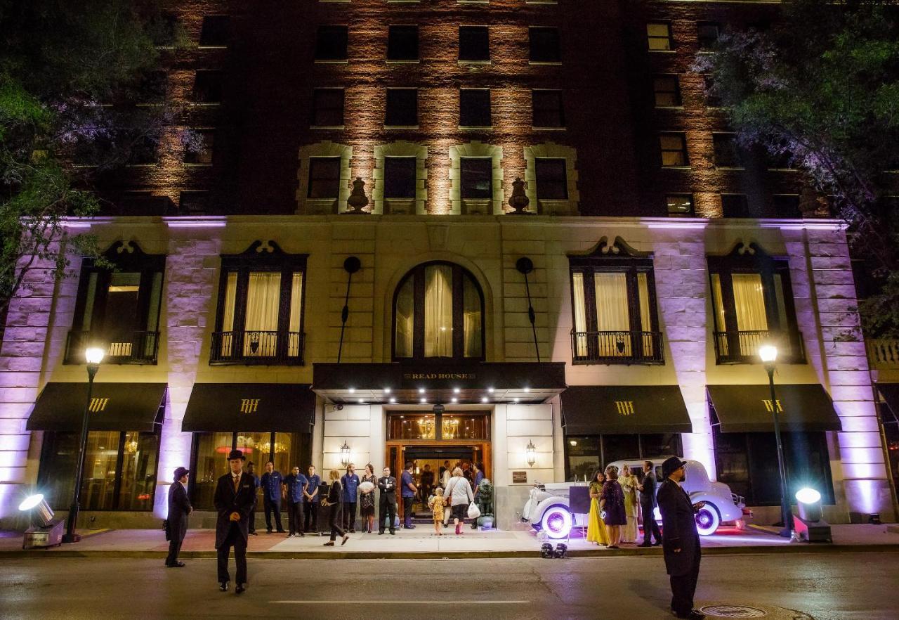 Отель Отель The Read House