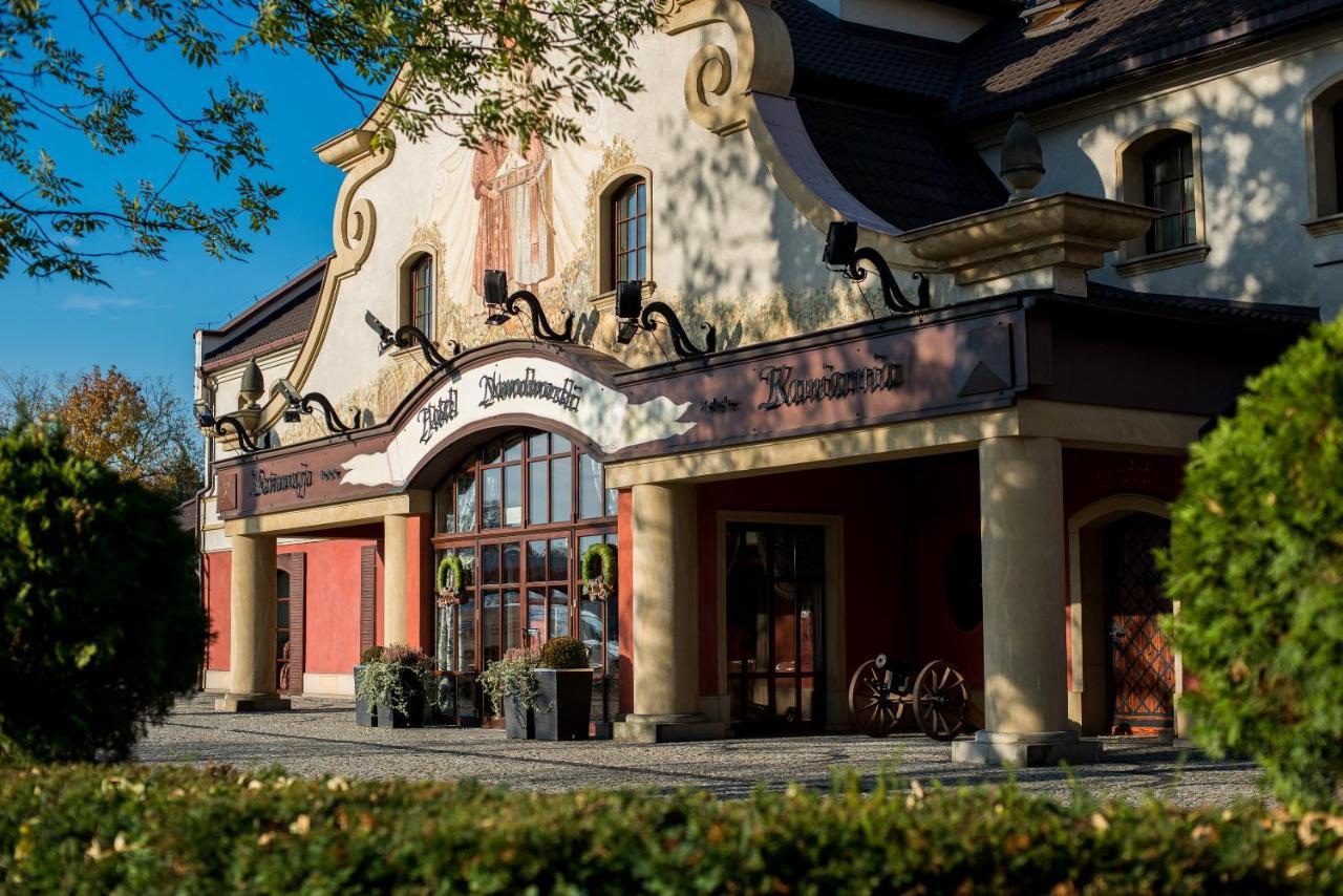 Отель  Hotel Nowodworski  - отзывы Booking
