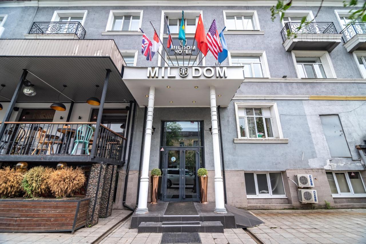 Отель  Mildom Hotel