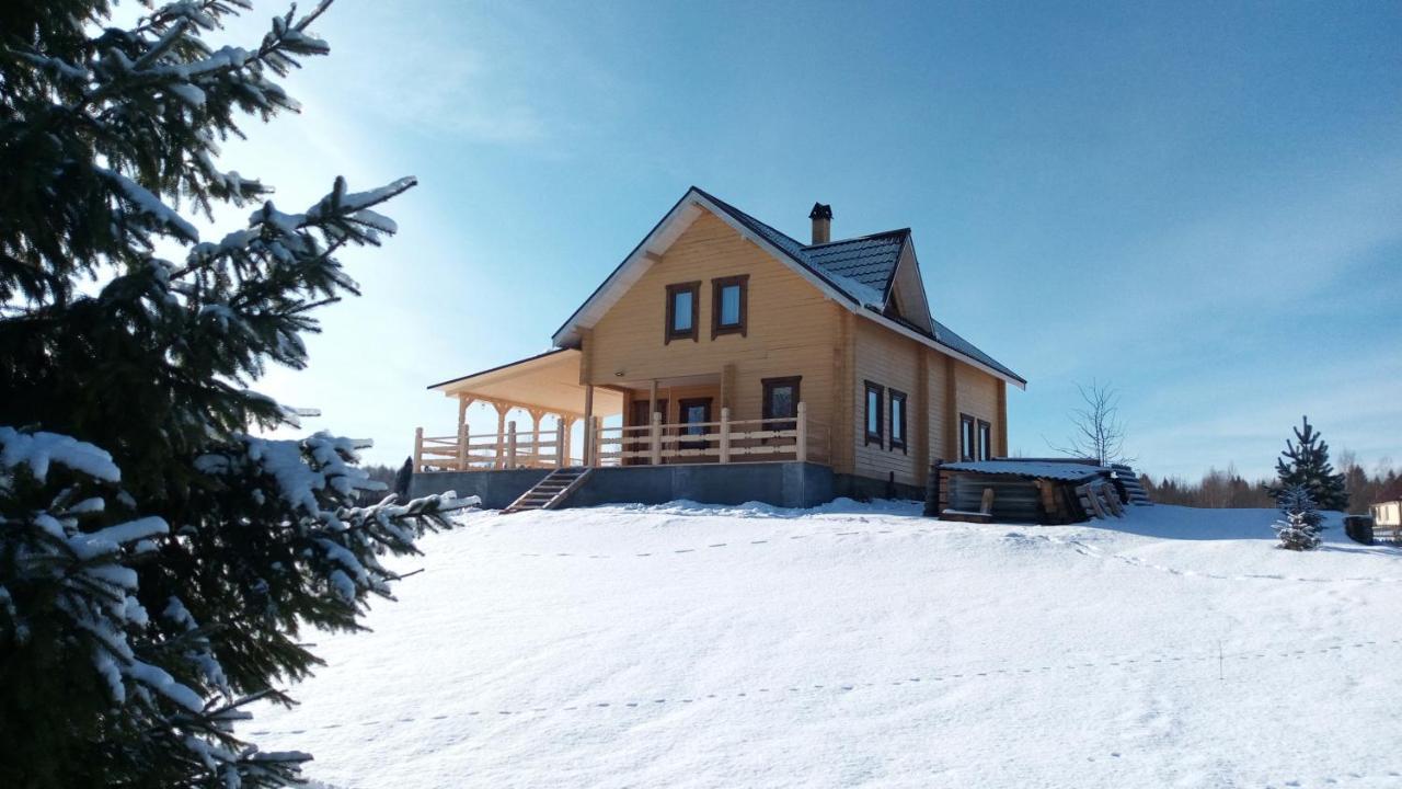 Дома для отпуска Valday Dalnaya Dacha