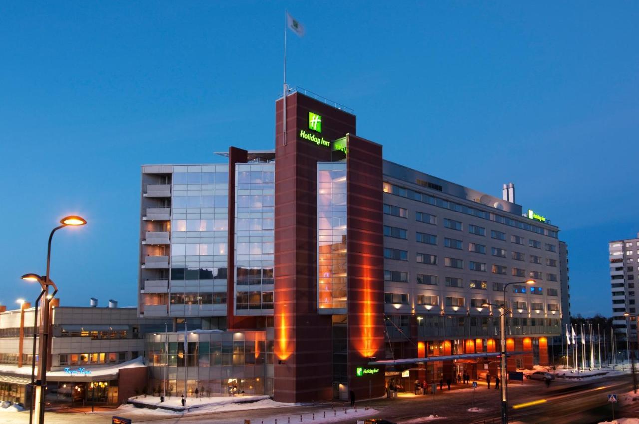 Отель Отель Holiday Inn Helsinki - Expo, An IHG Hotel