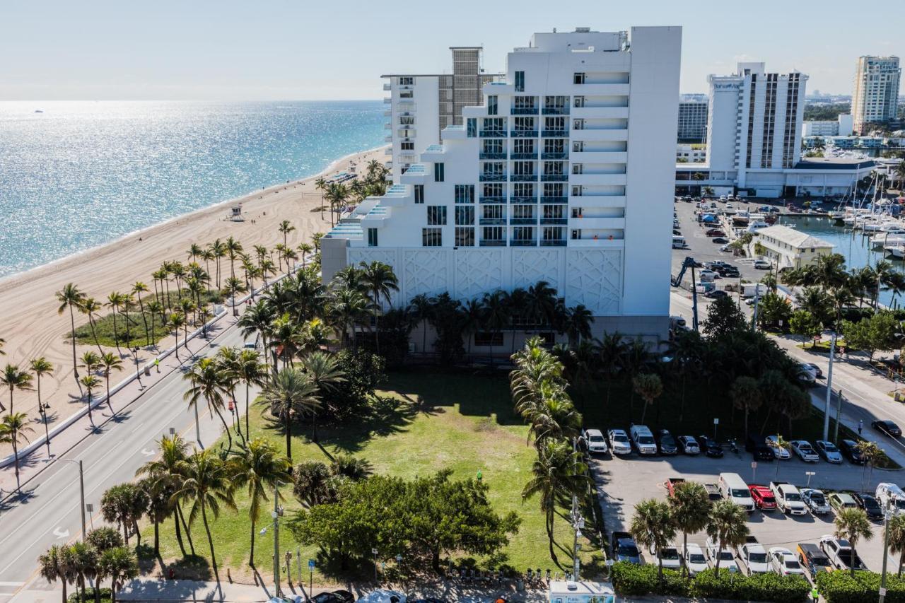 Отель  Отель  Hotel Maren Fort Lauderdale Beach, Curio Collection By Hilton