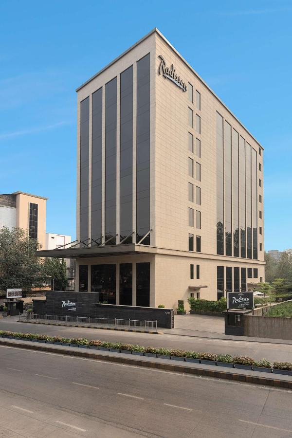 Отель  Radisson Mumbai Andheri MIDC  - отзывы Booking