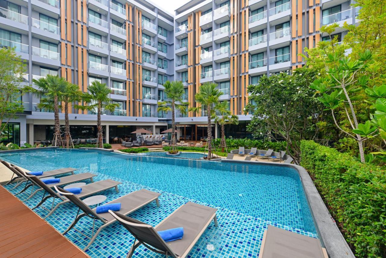 Отель  Hotel Amber Pattaya