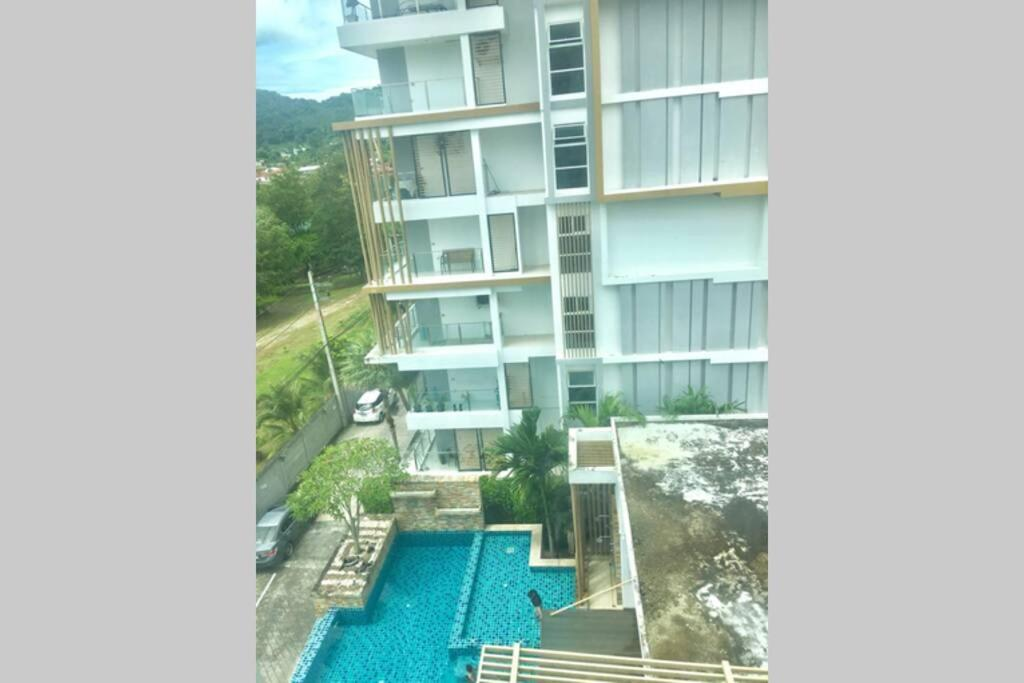Апартаменты/квартира  Plus Condo 2 In Kathu, Phuket