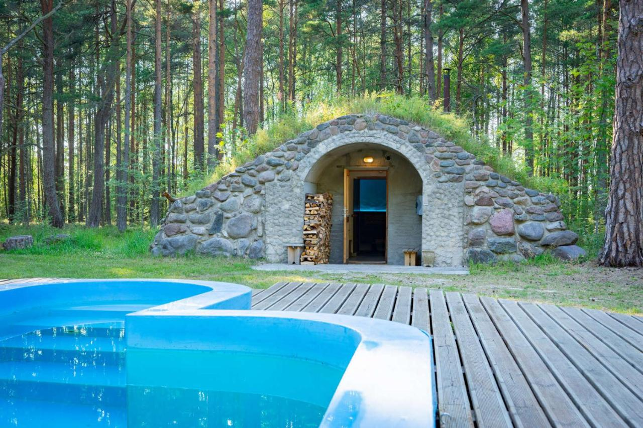 Дома для отпуска  Tahkuna Puhkekeskus