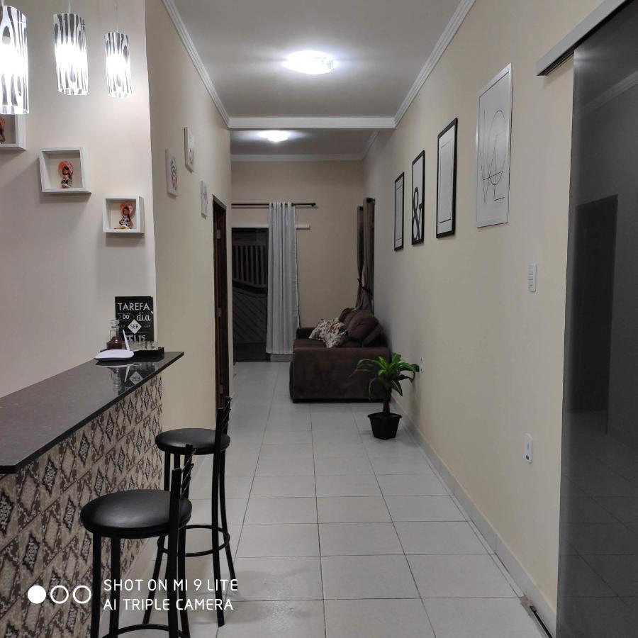 Дом для отпуска Casa Confortável Com Piscina Compartilhada