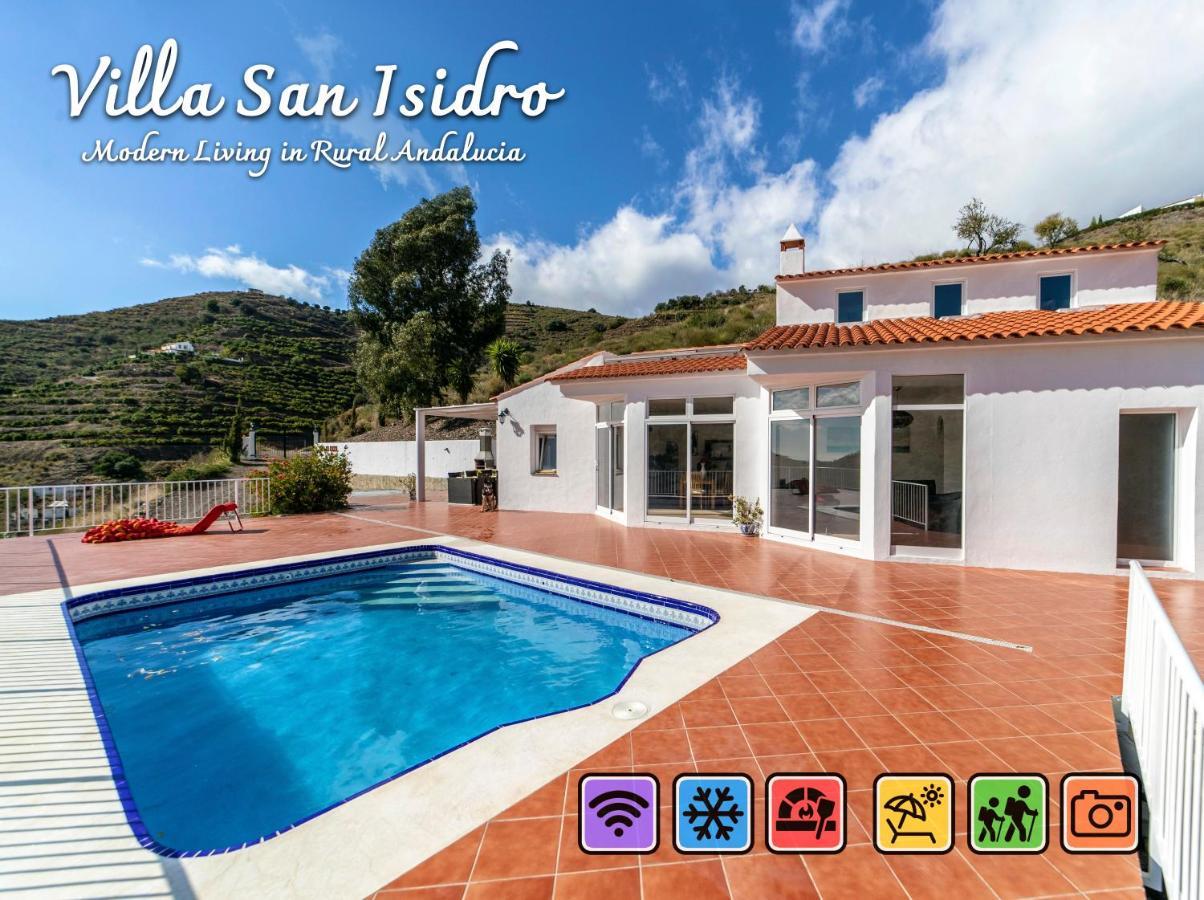 Villa San Isidro - Modern Living in Rural Andalucia - NEW 2020, Torrox,  Spain - Booking.com