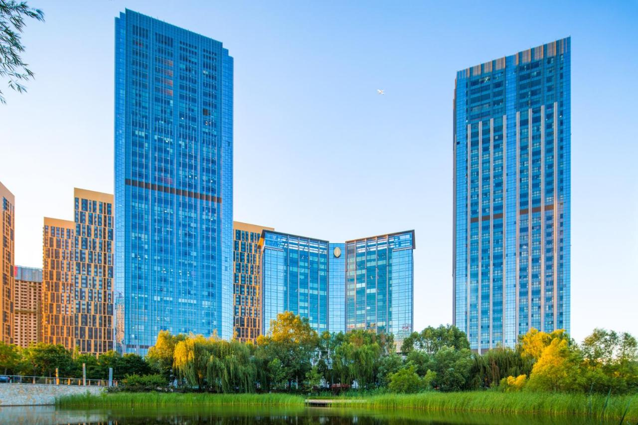 Отель  InterContinental Taiyuan, an IHG hotel  - отзывы Booking