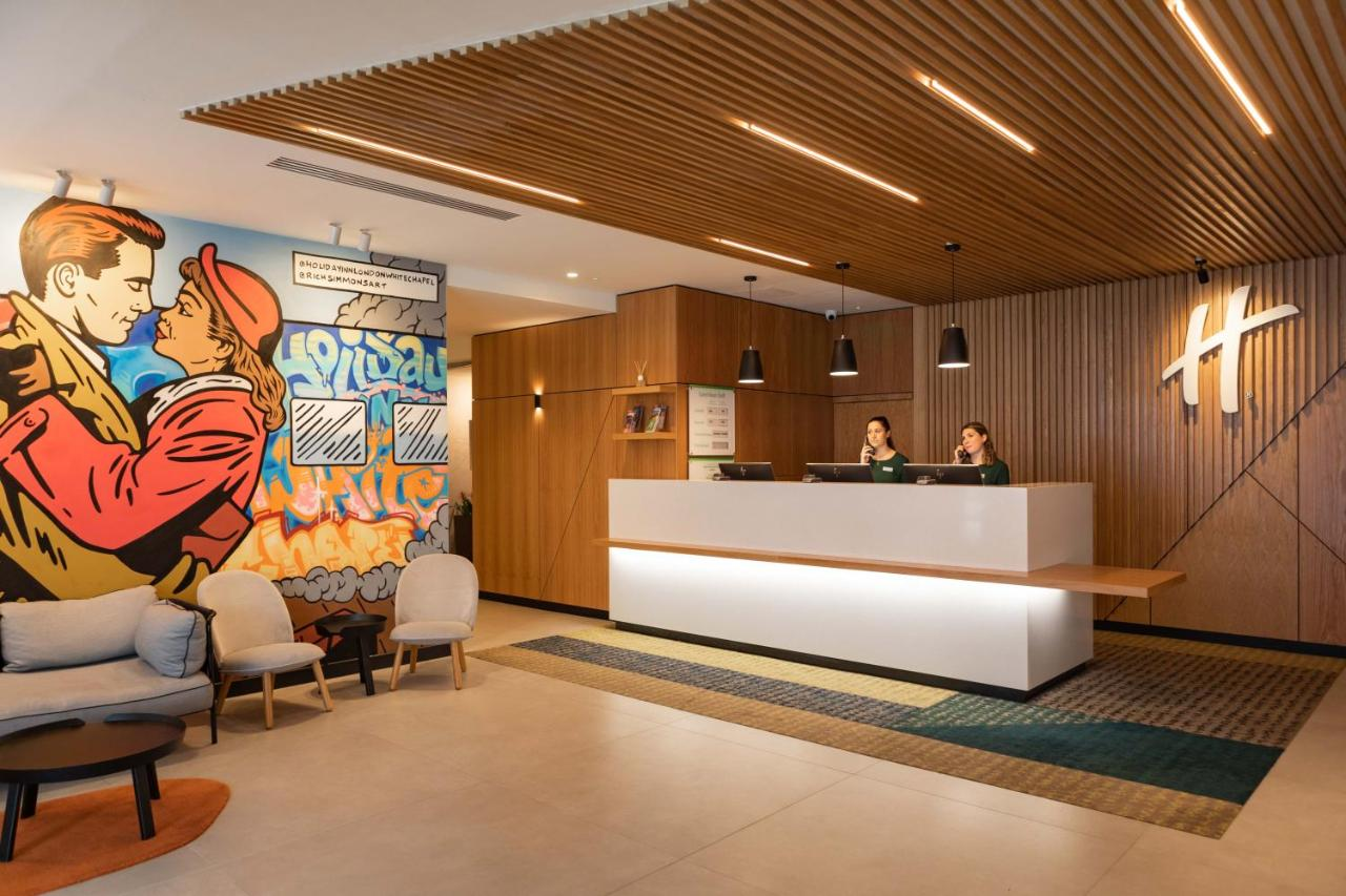 Отель  Holiday Inn London - Whitechapel