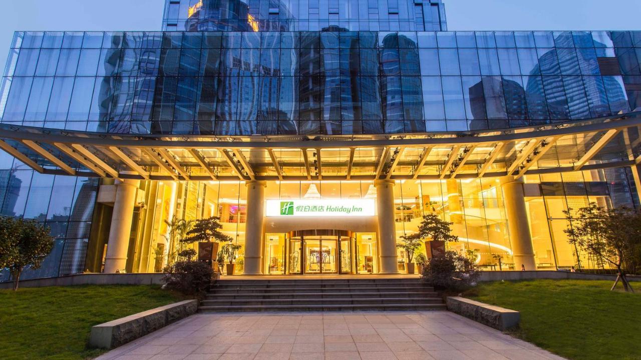 Отель Отель Holiday Inn Nanchang Riverside, An IHG Hotel