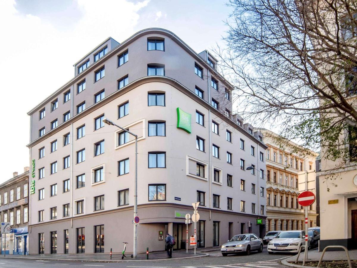 Отель  Ibis Styles Wien Messe Prater
