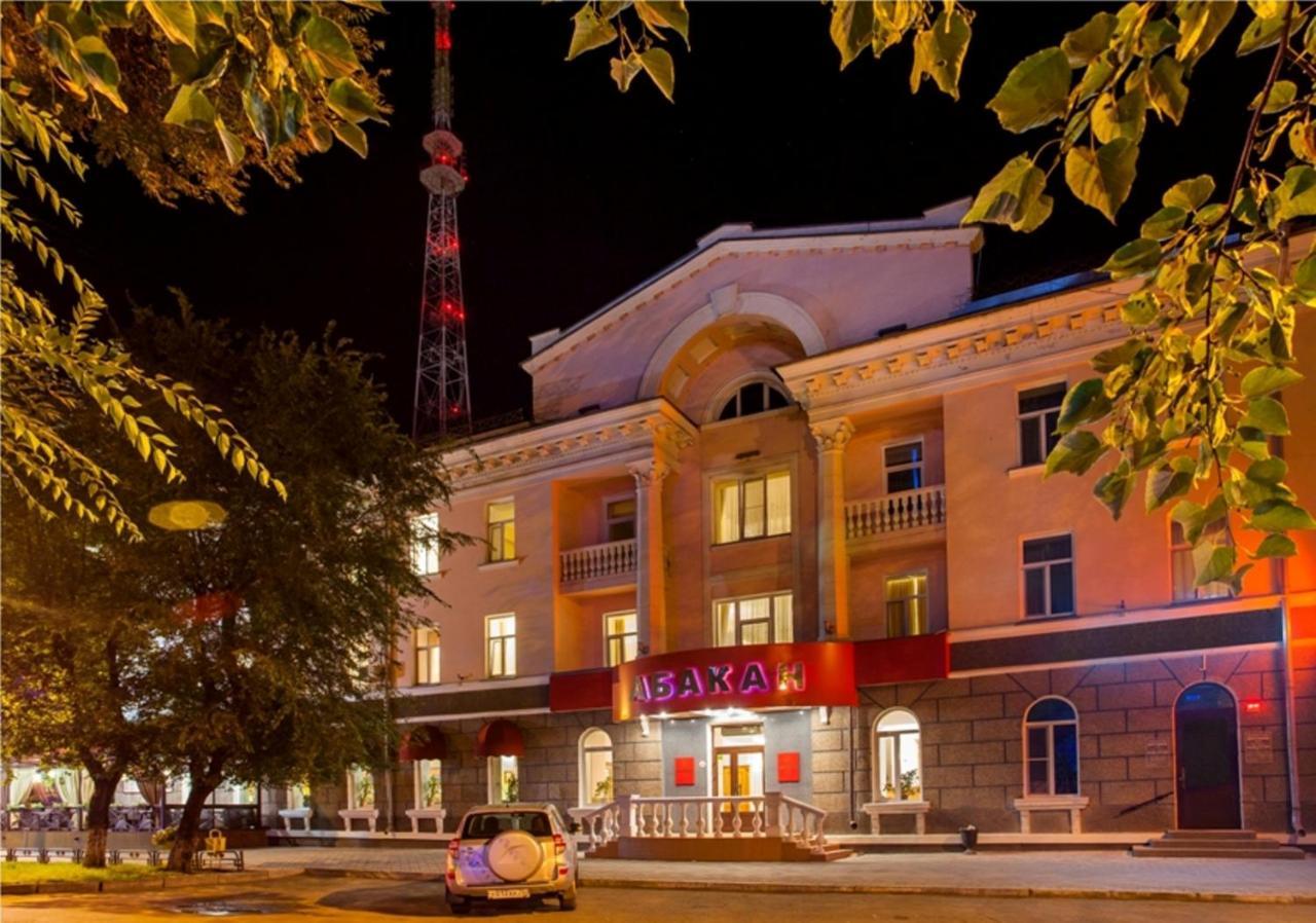 Отель  Отель  Abakan Hotel