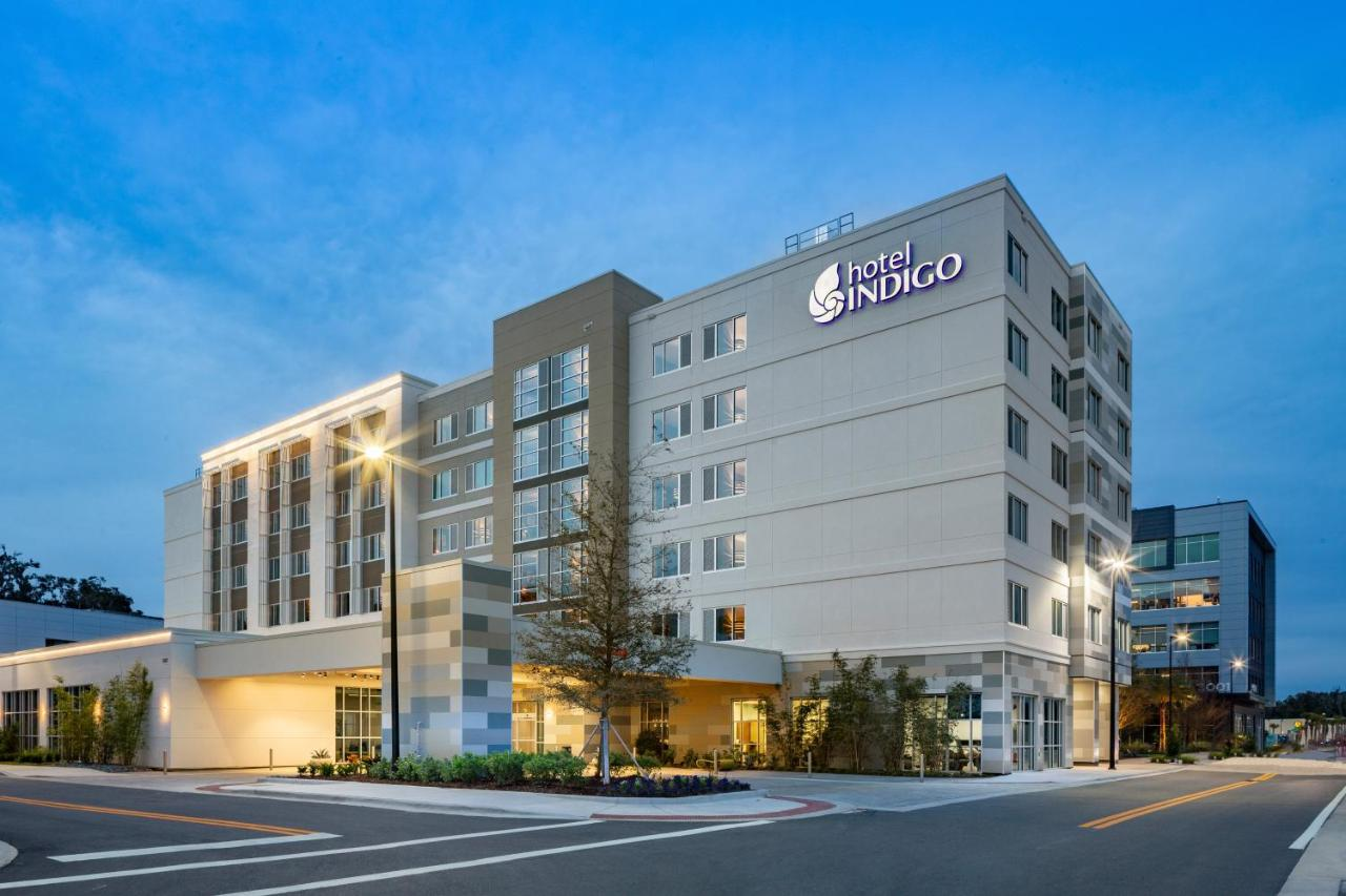 Отель  Отель  Hotel Indigo Gainesville-Celebration Pointe
