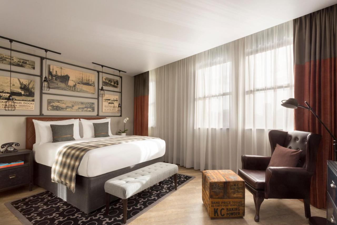 Отель  Hotel Indigo - Cardiff, An IHG Hotel