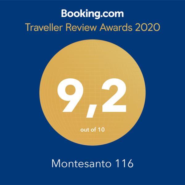 Апартаменты/квартира  Montesanto 116  - отзывы Booking