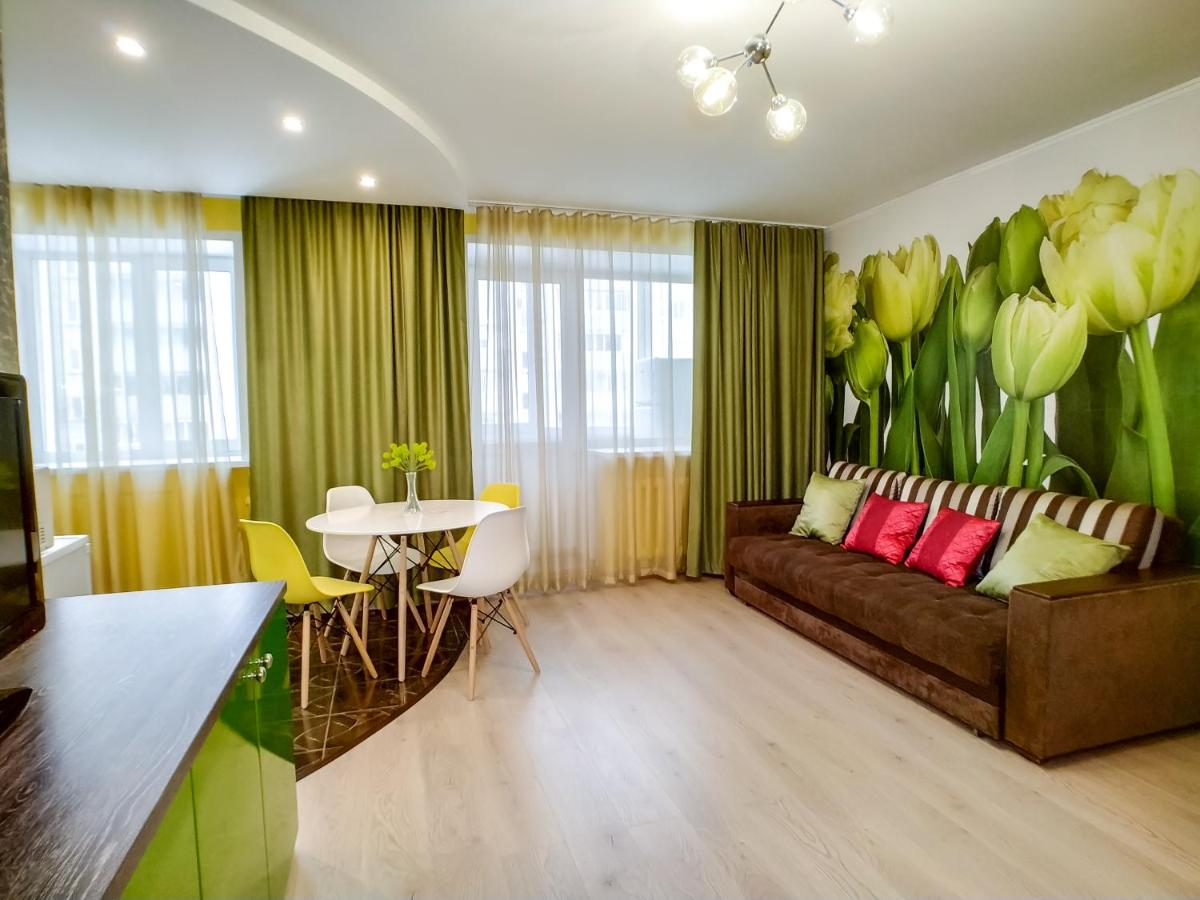 Фото  Апартаменты/квартира  Квартира у набережной р.Кама