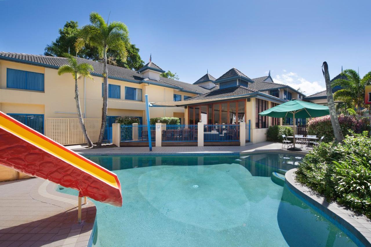Мотель  Мотель  Cairns Southside International