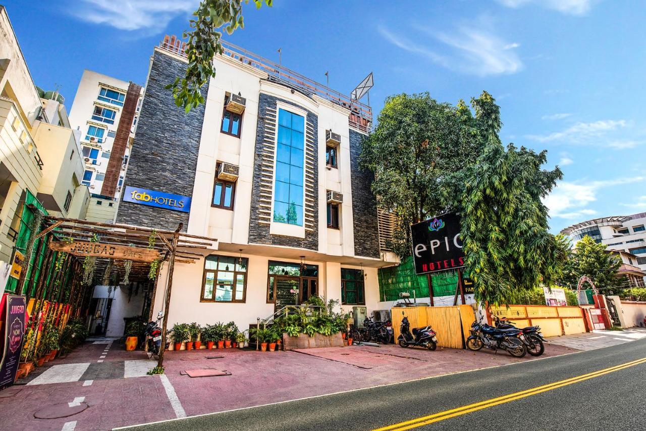 Отель  FabHotel Epic  - отзывы Booking