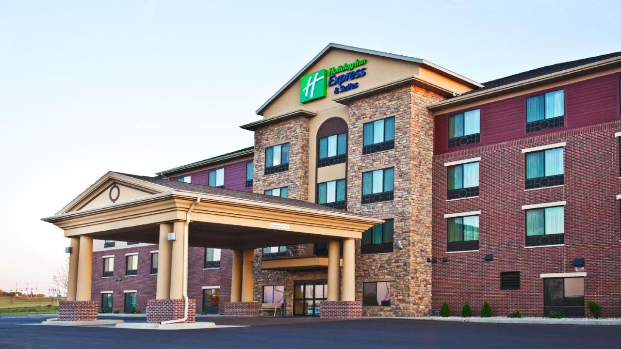 Отель  Отель  Holiday Inn Express & Suites Sioux Falls Southwest