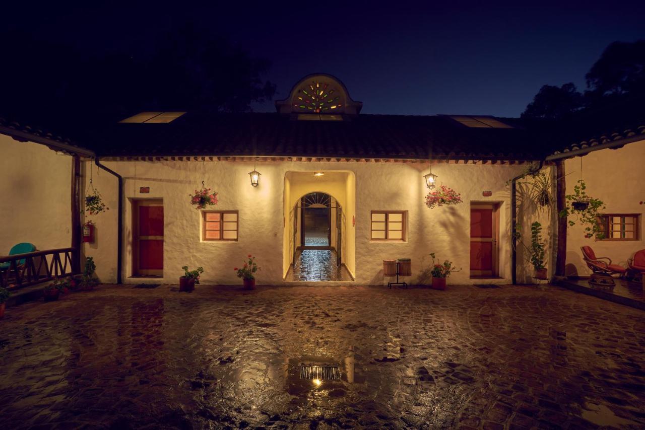 Отель Hosteria Museart Pantavi