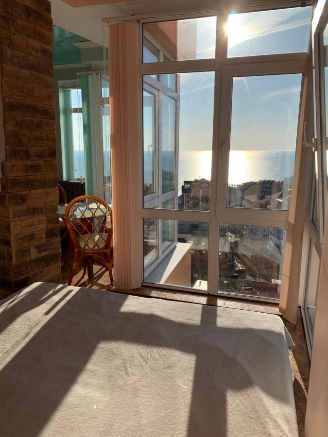 Апартаменты/квартира  С панорамным видом на море