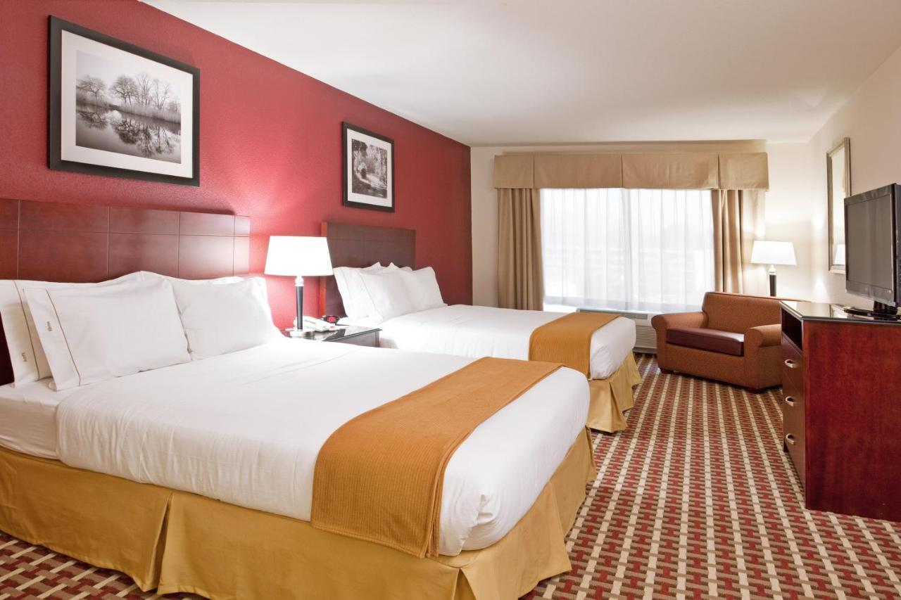 Отель  Отель  Holiday Inn Express Hotel & Suites Ohio State University- OSU Medical Center, An IHG Hotel