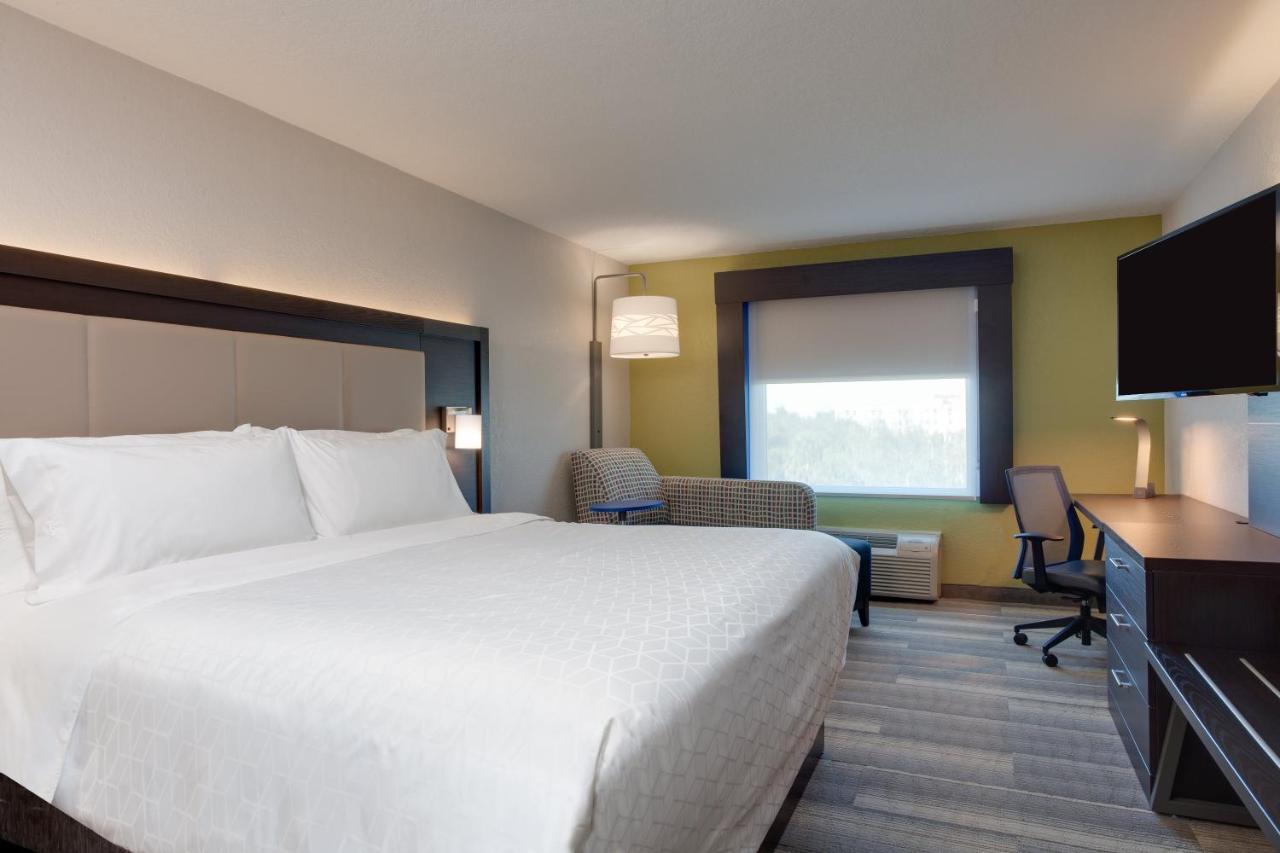 Отель  Holiday Inn Express Hotel & Suites Fort Lauderdale Airport/Cruise Port  - отзывы Booking