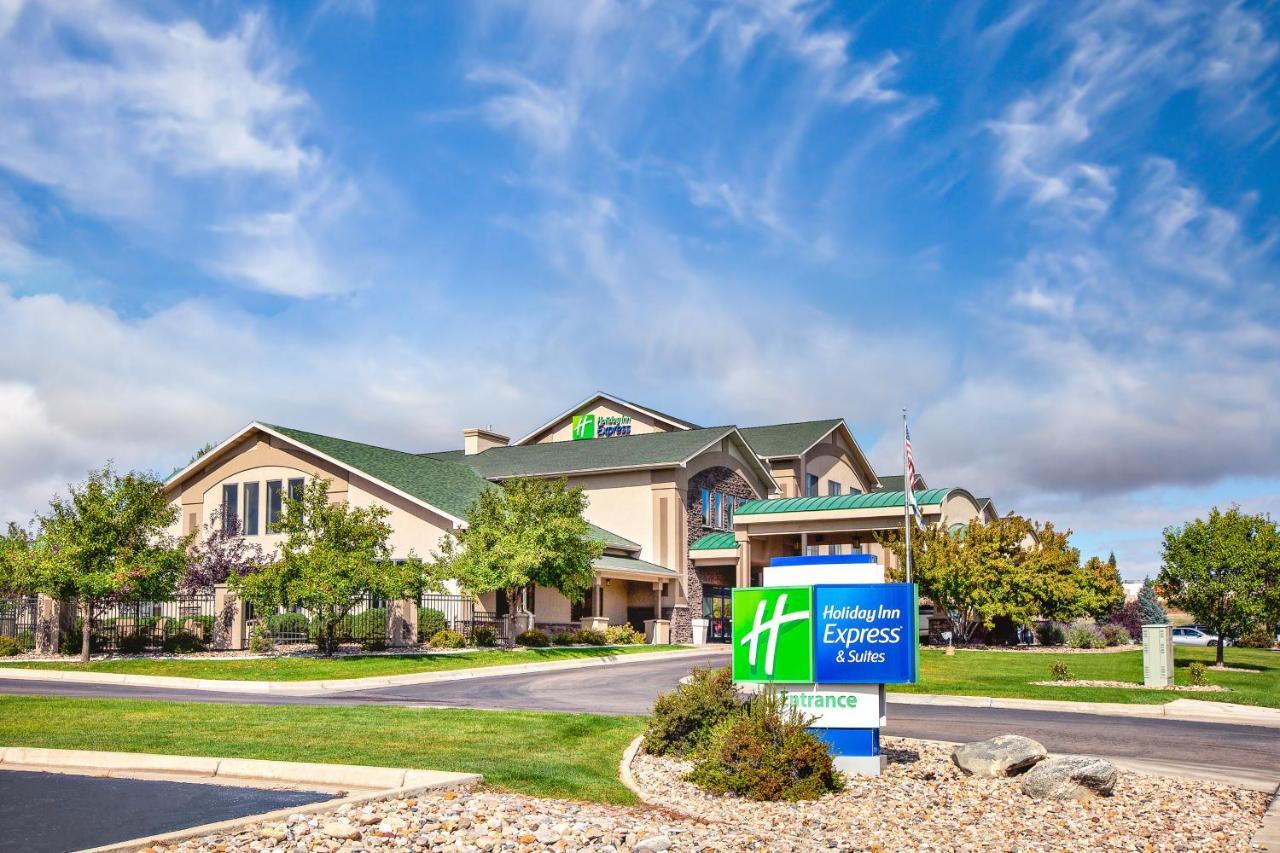 Отель  Отель  Holiday Inn Express Hotel & Suites Gillette, An IHG Hotel