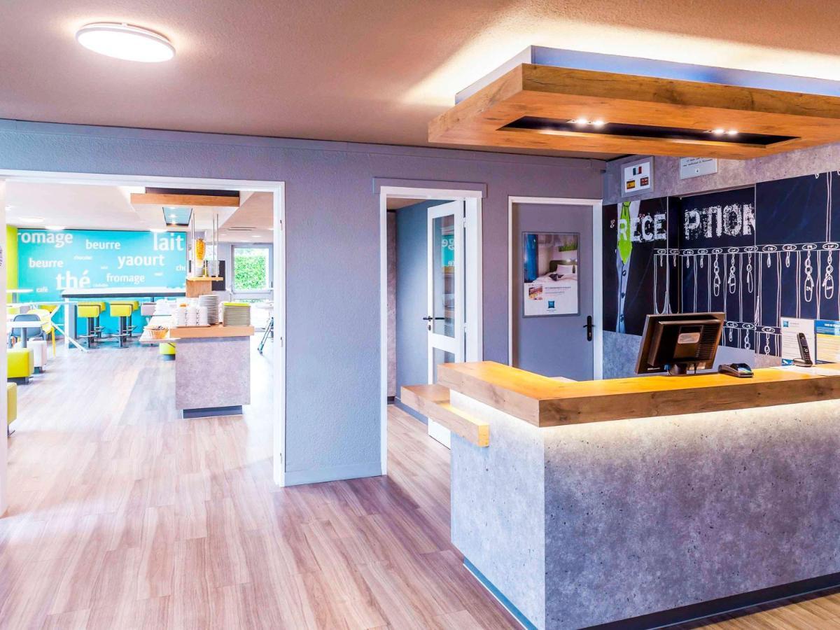 Отель  ibis budget Rennes Chantepie  - отзывы Booking