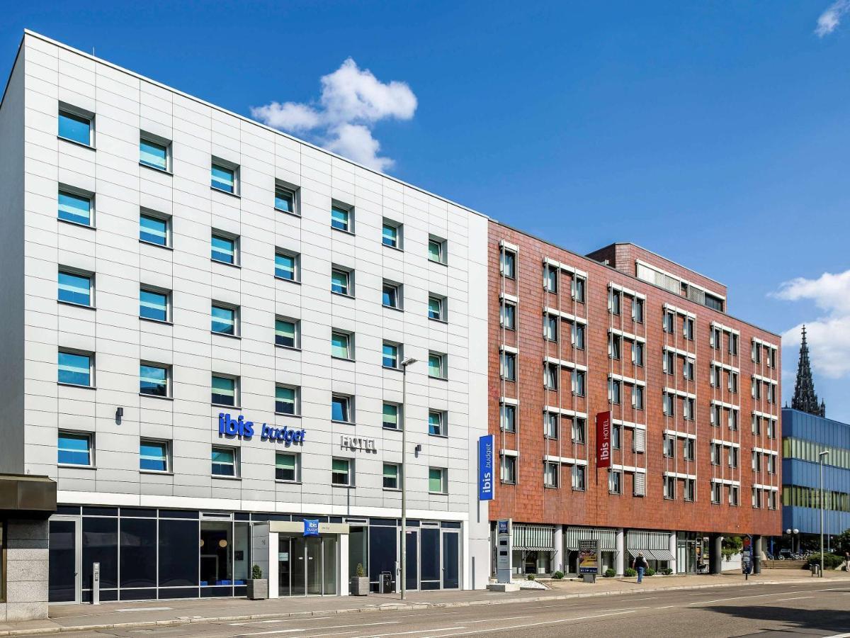 Отель  ibis budget Ulm City  - отзывы Booking