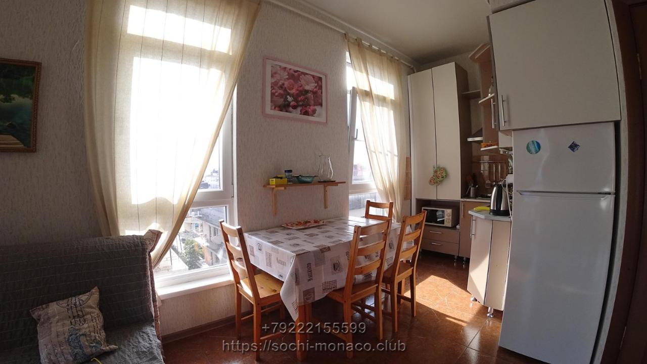 Апартаменты/квартиры  Апартаменты Монако-Клуб на Просвещения 148  - отзывы Booking