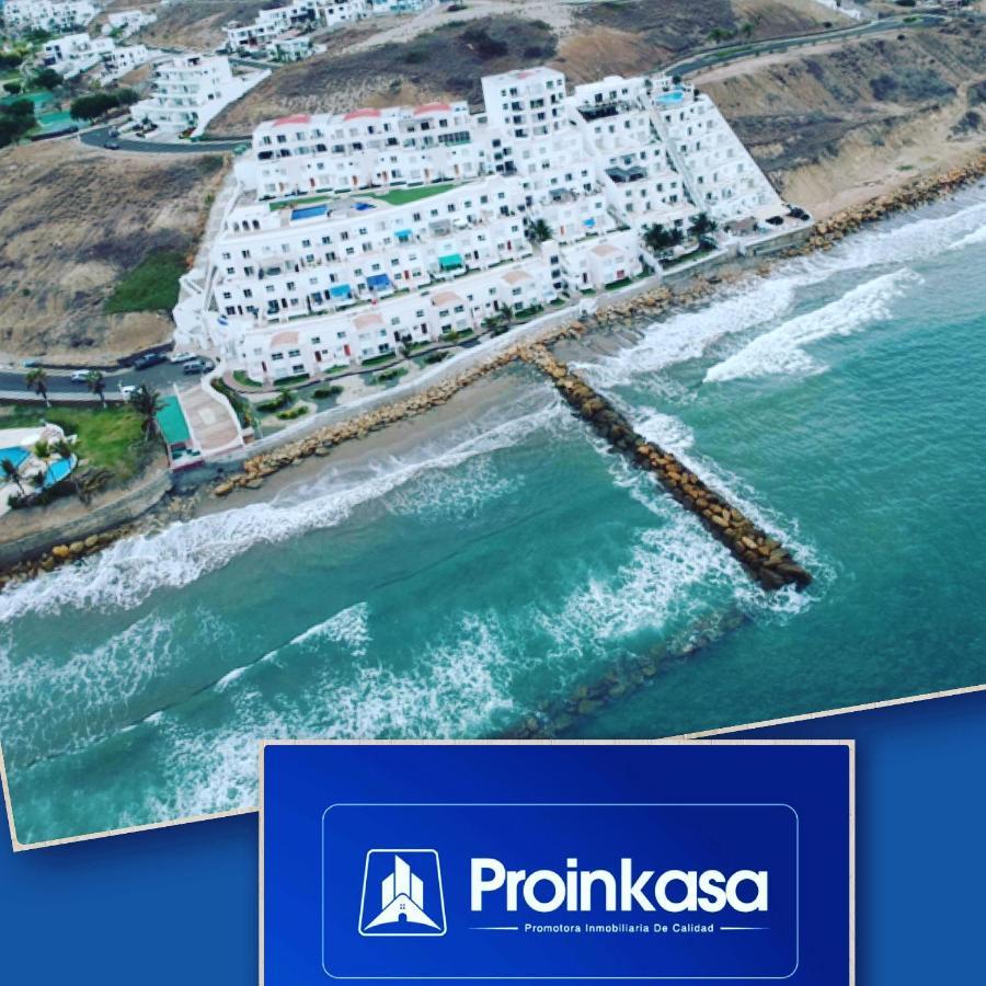 Апартаменты/квартиры  Departamentos Amoblados Frente Al Mar Manta -PROINKASA