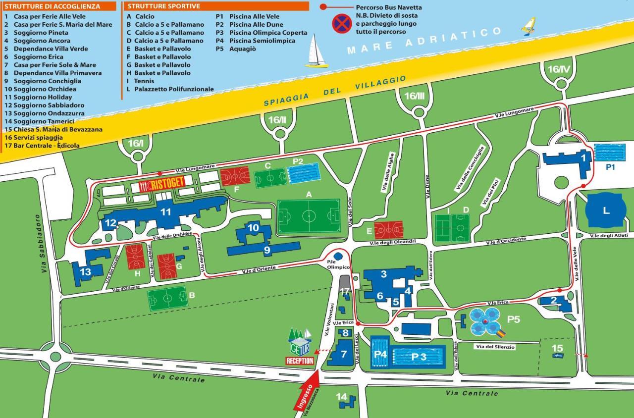 Lignano Cartina Geografica.Bella Italia Efa Village Lignano Sabbiadoro Punteggio 6 5 Prezzi Aggiornati Per Il 2021