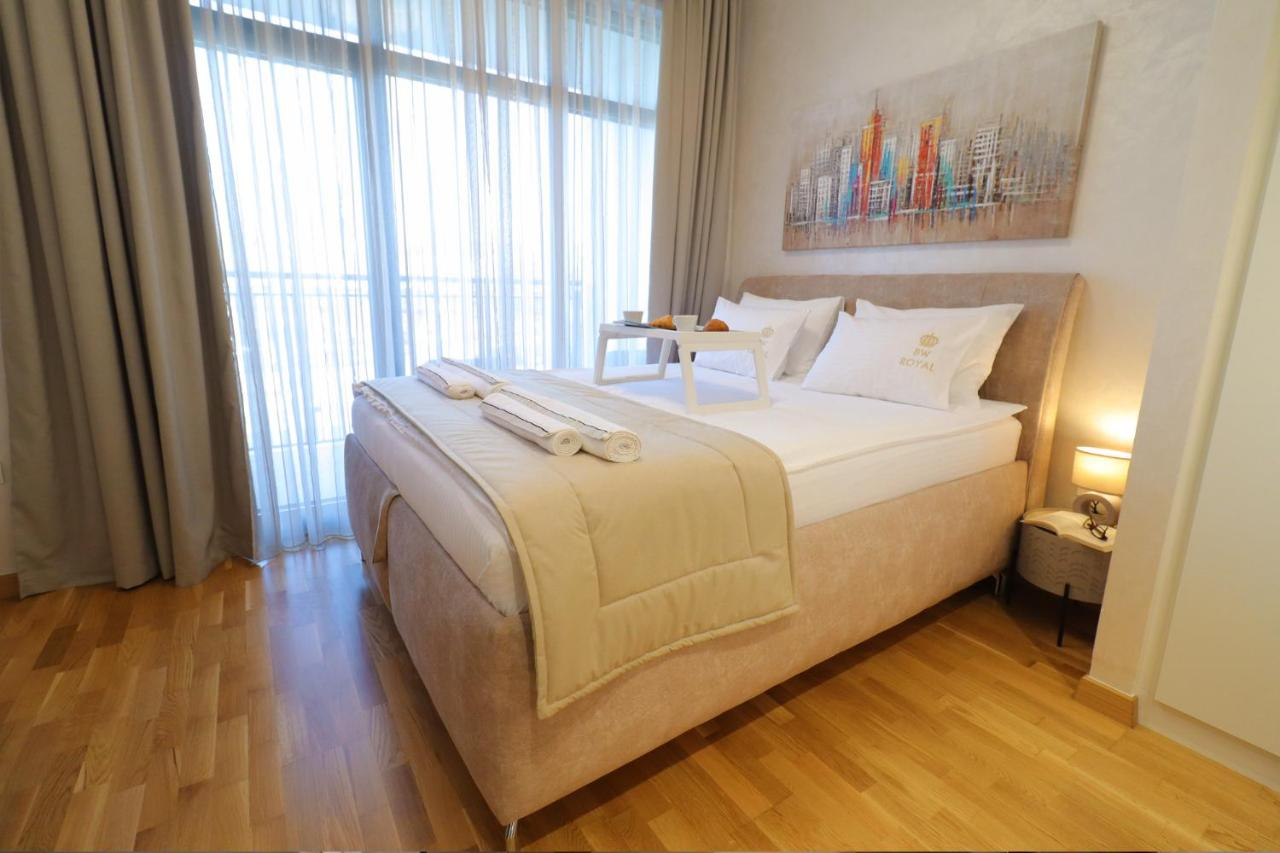 Апартаменты/квартиры  Apartments Royal - Belgrade Waterfront