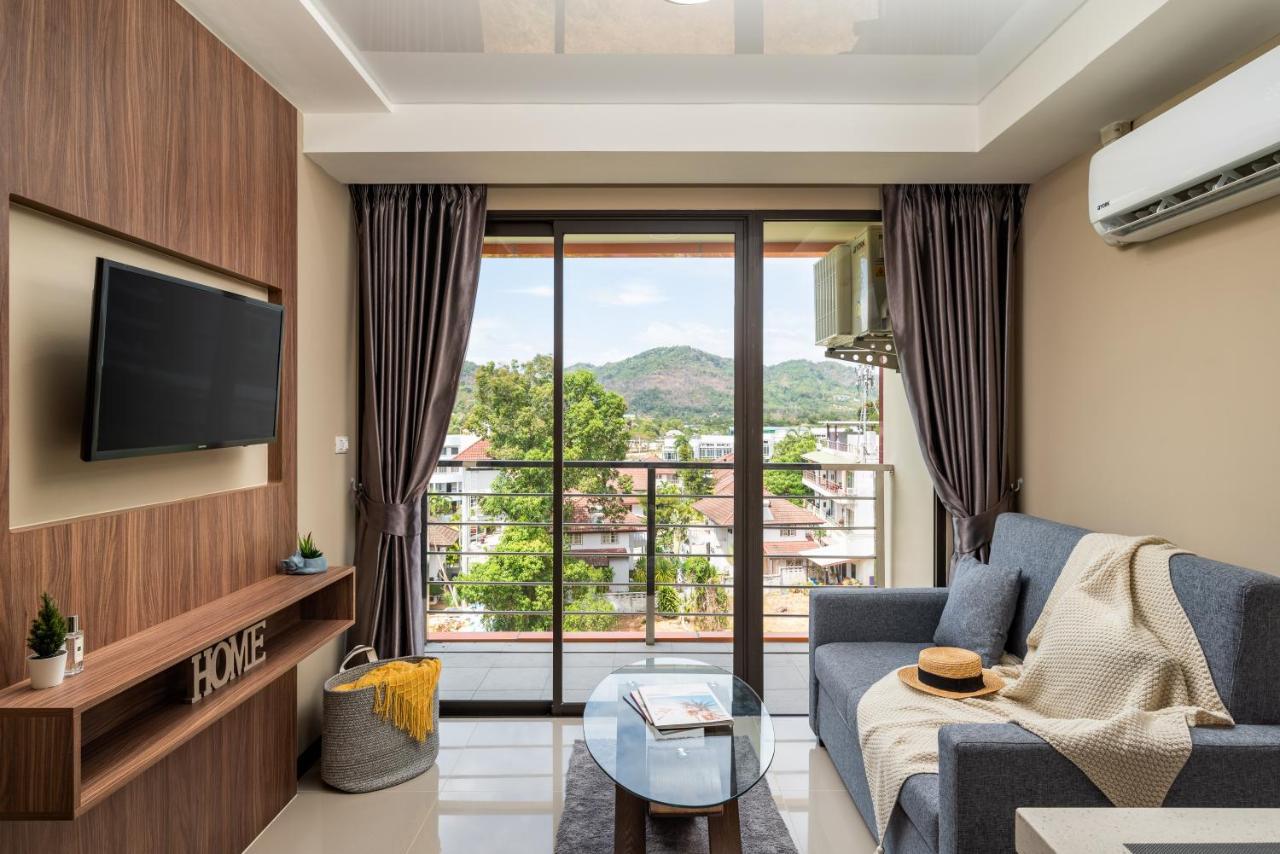 Апартаменты/квартиры  Naiharn Pearl Condo Hotel by VillaCarte  - отзывы Booking