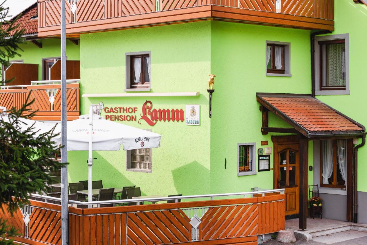 Отель  Gasthof-Pension Lamm  - отзывы Booking