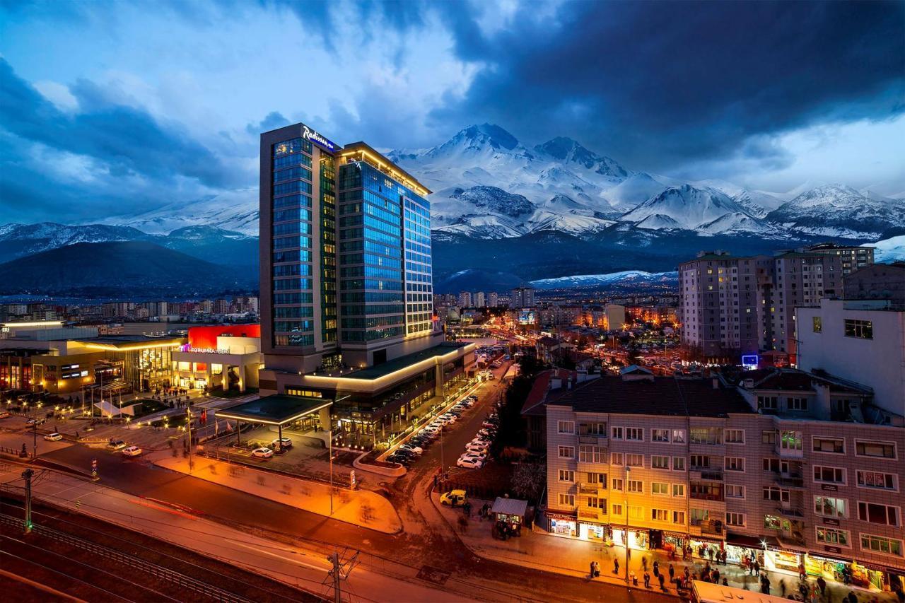 Отель  Отель  Radisson Blu Hotel, Kayseri
