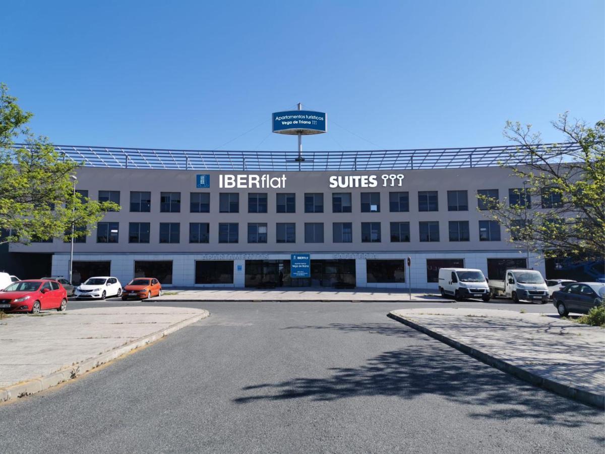 Апартаменты/квартиры  Iberflat Vega de Triana  - отзывы Booking